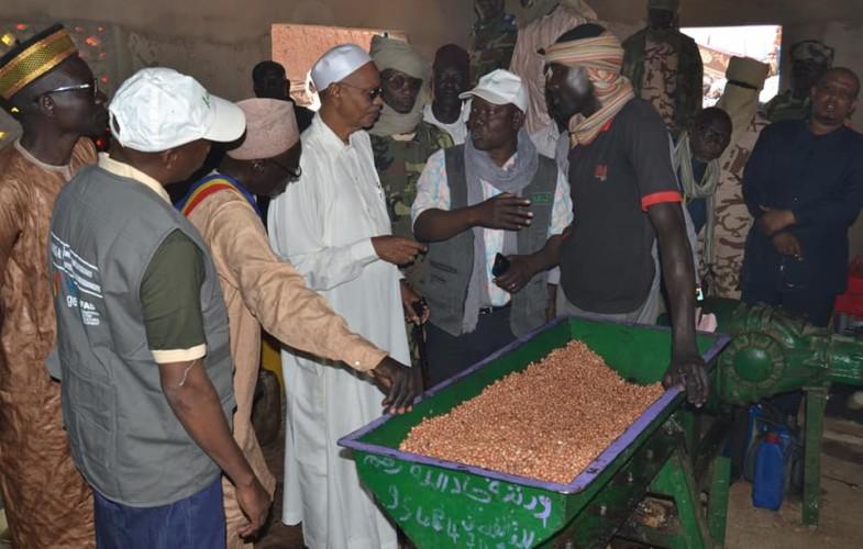 Tchad : pour lutter contre l'insécurité alimentaire le PARSAT investit dans la résilience