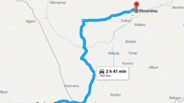 Tchad-Cameroun: un accident de circulation fait 23 morts dont 2 Tchadiens