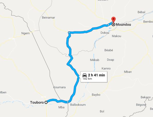 Tchad-Cameroun: un accident de circulation fait 23 morts dont 2 Tchadiens