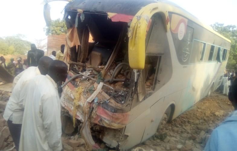 Société : cinq morts au cours d'un accident à Kolé Mara