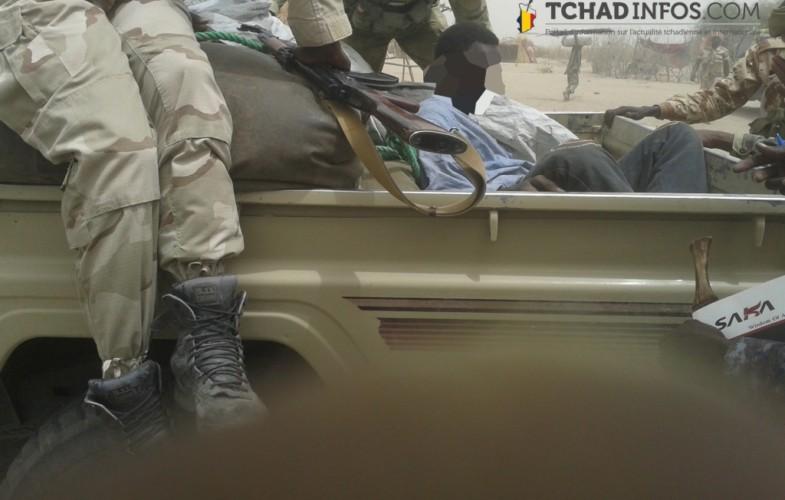 Lutte contre le terrorisme : 27 éléments de Boko Haram arrêtés au Lac et transférés à N'Djamena