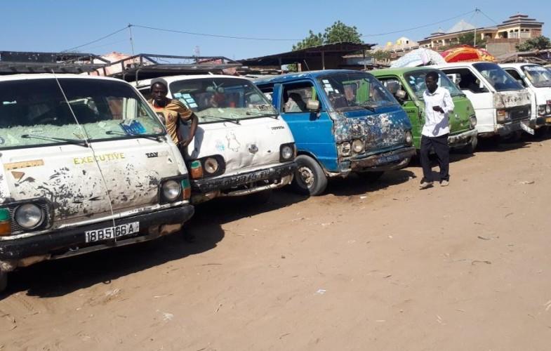 Transport en commun à N'Djamena : les propriétaires des minibus et taxis ont une semaine pour se régulariser