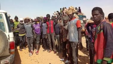 Tchad: 1,2 millions USD pour aider 950 migrants dans le Nord