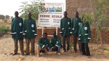 Tchad/Santé : à la découverte des compléments alimentaires à base de Moringa, Spirulune et de Neem