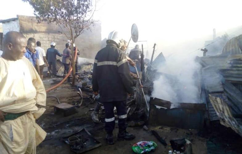 Tchad : un homme meurt dans l'incendie d'un bar à Kabalaye