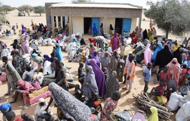 HCR : des milliers de réfugiés nigérians fuient vers le Tchad en quête de sécurité