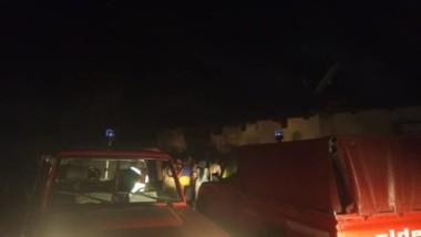 Faits divers: trois magasins consumés par un incendie à N'Djamena