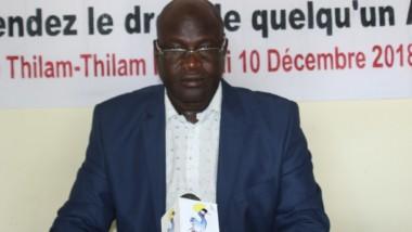 """Tchad: """"Les temps de la lutte armée sont révolus"""", Abba Daoud Nandjede"""