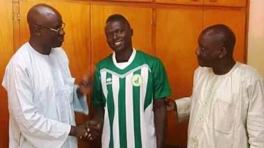 Sport : le Tchadien Béadoum Mondé dépose ses valises à Coton Sport de Garoua
