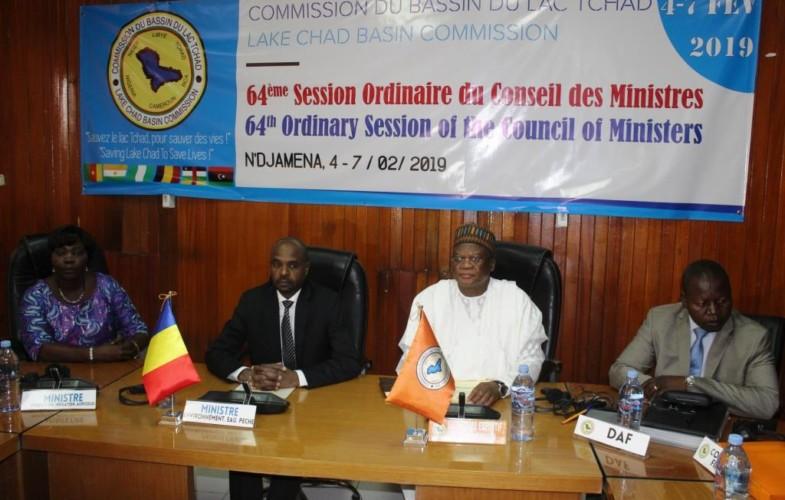 Tchad: N'Djamena accueille la 64ème  session du conseil des ministres de la CBLT