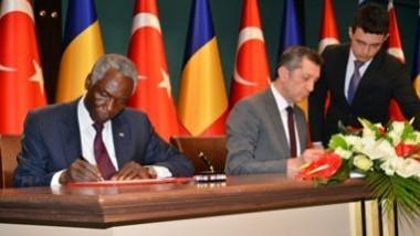 Diplomatie : le Tchad et la Turquie signent encore de nombreux accords