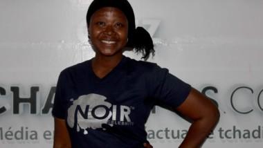 Netoua Ernestine : «Il faut croire en la culture tchadienne et j'y crois»