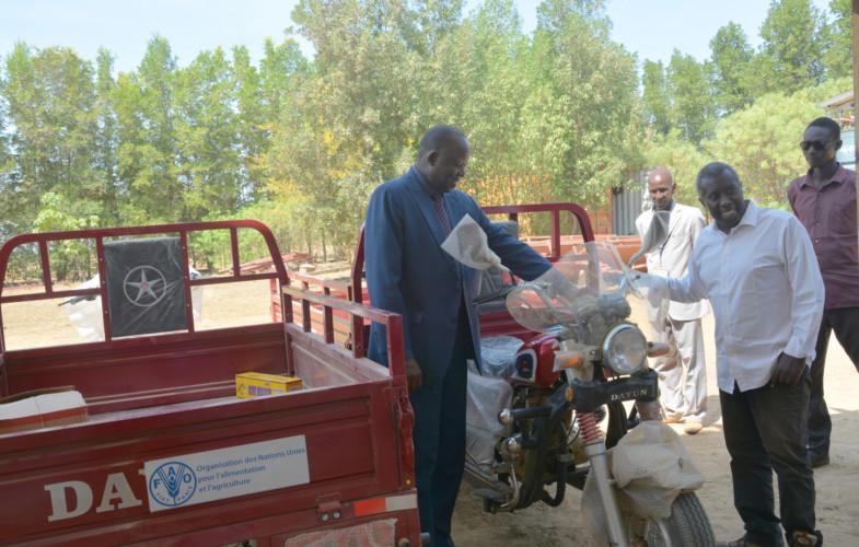 Tchad : la laiterie Artine appuyée par la FAO