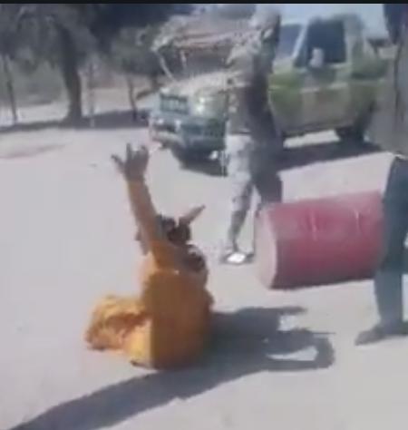Vidéo de la femme battue : « Voix de la femme » demande la « protection » de la victime