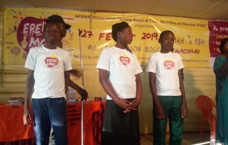 Tchad : Nédingamram Florent déclaré vainqueur du concours épelle moi
