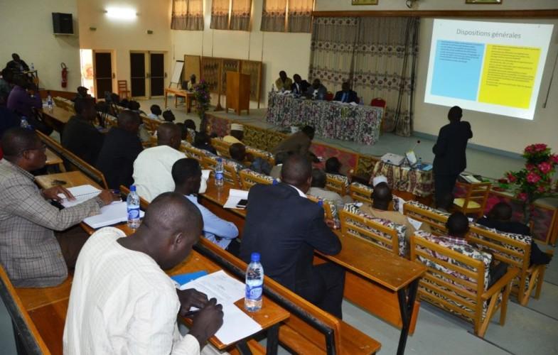 Tchad : la HAMA échange avec les journalistes sur les nouveaux textes encadrant leur métier