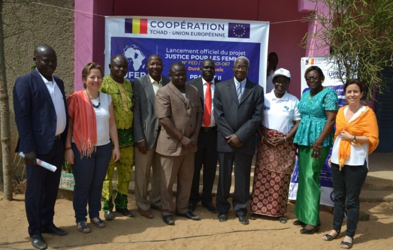 """Tchad: l'UFEP lance son projet dénommé """"Justice pour les femmes"""" à Moundou"""