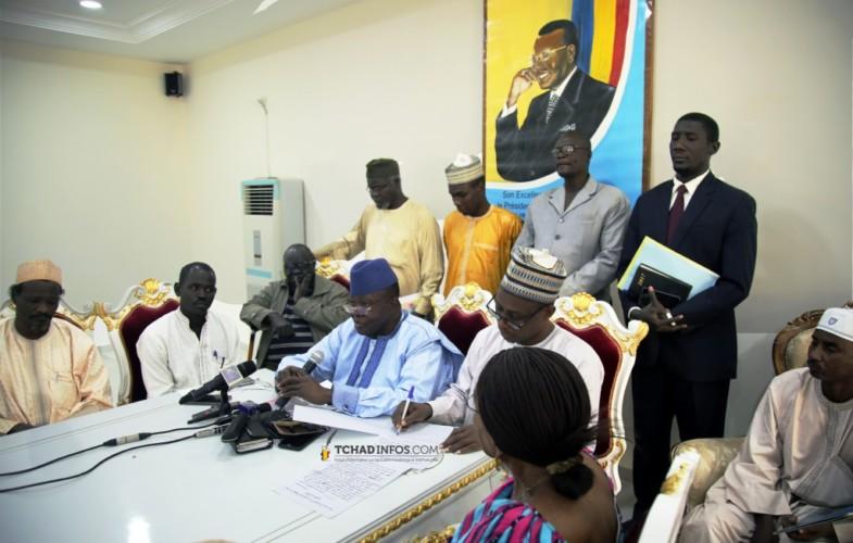 Tchad: Le MPS et ses alliés préparent un meeting pour sensibiliser contre toute incursion armée