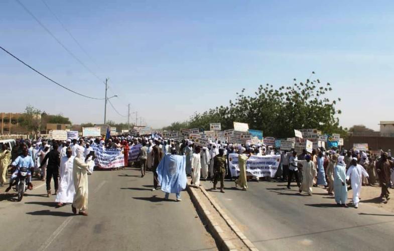 Politique : le Hadjer-Lamis dit non à l'incursion des « terroristes »