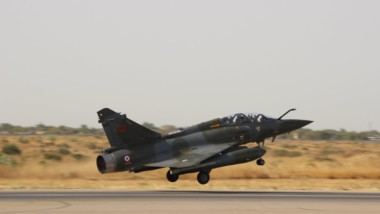 Tchad : l'armée française affirme avoir mené de nouvelles frappes au Nord-est du pays