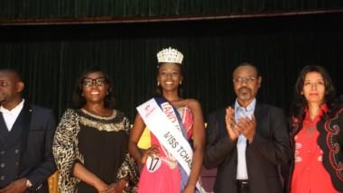 Iyalat : Mlle Sindigué Caltouma, la nouvelle reine de la beauté tchadienne