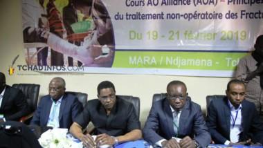 Tchad : des professionnels de la santé formés sur les principes de traitement non-opératoire des fractures