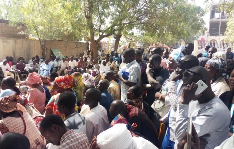 Tchad : le SYNTASS exige la réhabilitation de 97 agents renvoyés de l'Hôpital de la mère et de l'enfant