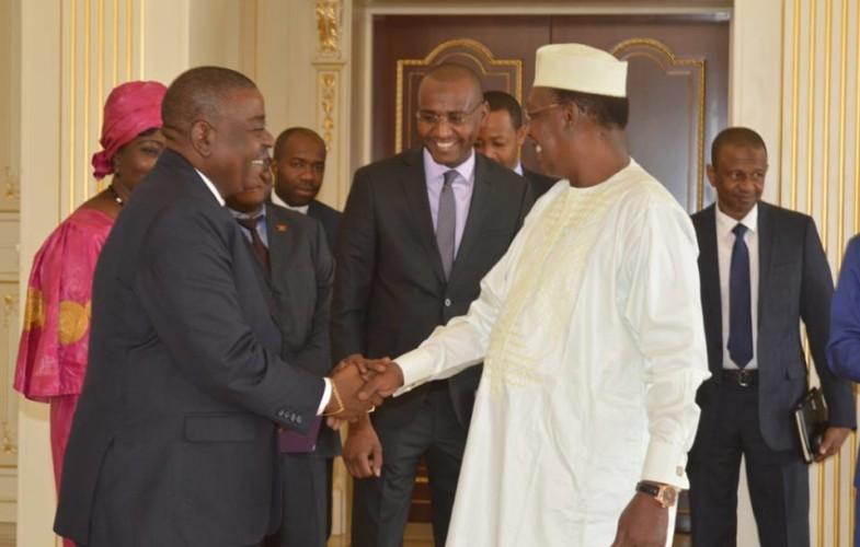 Le Tchad et l'Angola entendent développer une coopération axée sur l'agriculture et l'élevage