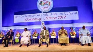 G5 Sahel: les chefs d'Etats appellent l'ONU à placer la force du G5 Sahel sous son chapitre VII