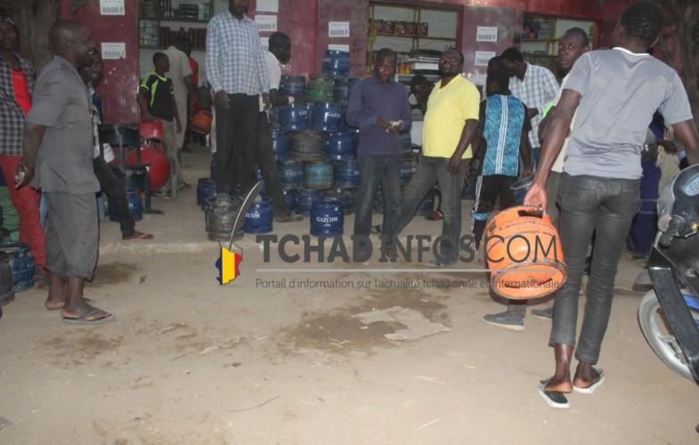 Tchad: pénurie de gaz butane, entre spéculation et vente par affinité