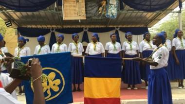 Tchad: les Scouts et Guides commémorent l'anniversaire de Baden Powell