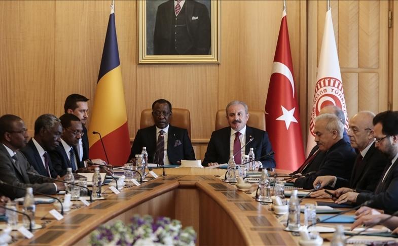 Tchad – Turquie : huis clos entre Idriss Déby Itno et le nouveau président du Parlement turc