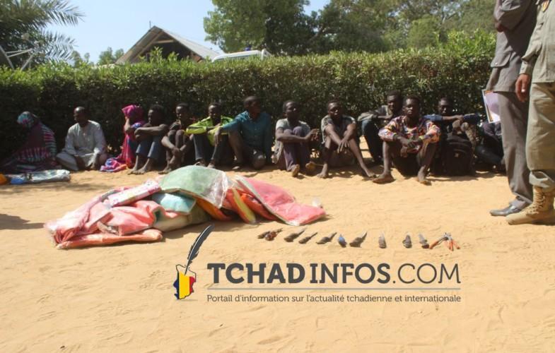 Tchad : un couple de fabricants de faux billets arrêté à N'Djamena