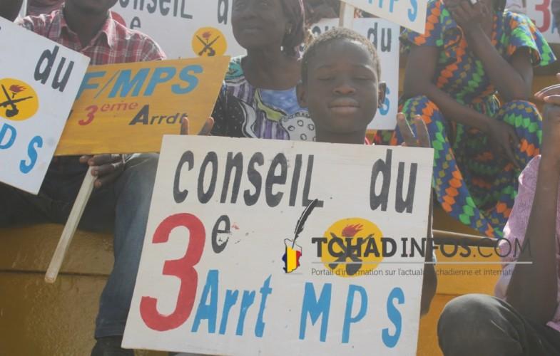 Tchad: le meeting du MPS cause la fermeture des écoles