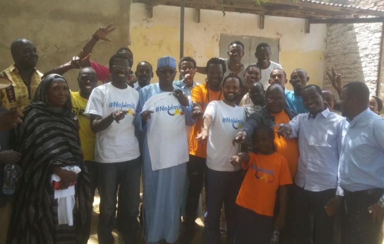 Société : #Nolimit  se déploie dans les quartiers nord de N'Djaména