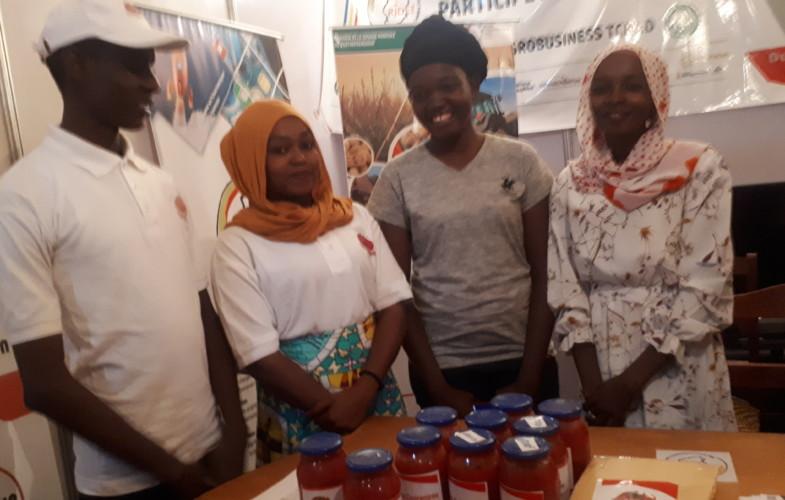 Ces jeunes qui se démarquent au Salon africain de l'agriculture