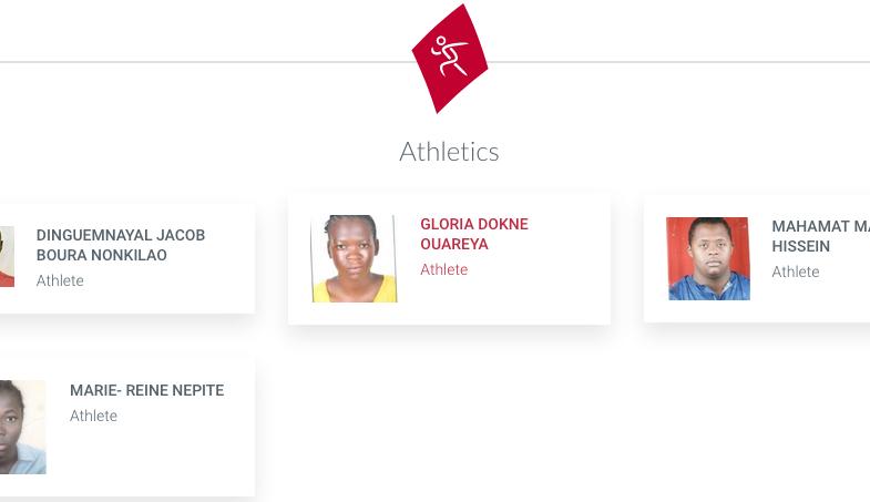 Jeux olympiques spéciaux: toute l'histoire des athlètes tchadiens ayant un handicap mental