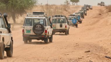 Le difficile travail des humanitaires au Tchad