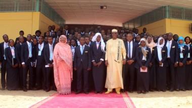 Tchad: la 18ème promotion de l'Ecole nationale d'administration fait sa rentrée académique