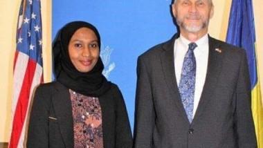 Tchad : une ingénieure de la raffinerie de Djarmaya obtient une bourse américaine