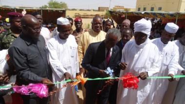 Tchad :  l'Ecole normale supérieure d'Abeché dispose d'un nouveau bâtiment