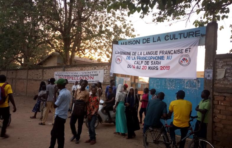 Culture : les lycées de Sarh vibrent au rythme de la Francophonie
