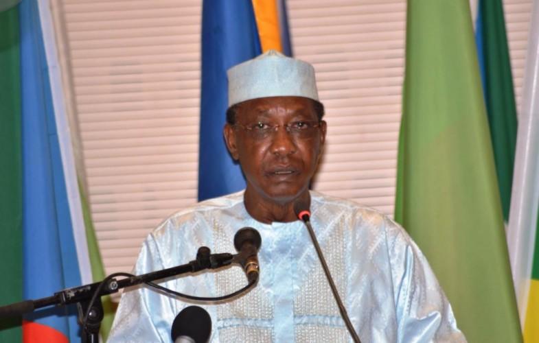 « Il revient aux  premiers décideurs politiques que nous sommes de tracer la voie du renouveau », Idriss Deby Itno