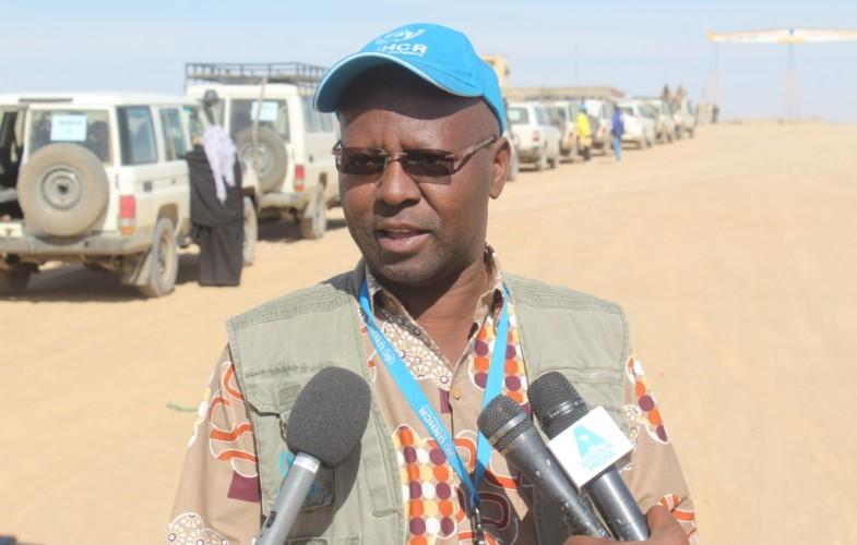 Tchad : « Le rapatriement des réfugiés se fait de manière volontaire, dans la sécurité et la dignité », Kaburaburyo Nicolas