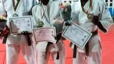 Coupe d'Afrique de Judo : le Tchad décroche 5 médailles au Burundi