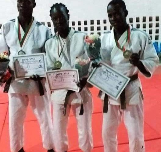 Cup Africa judo 2019 : seulement 7 pays ont confirmé leur présence au Tchad