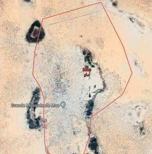 Tchad : un groupe de clandestins tombé dans le filet de la patrouille mixte à Mao