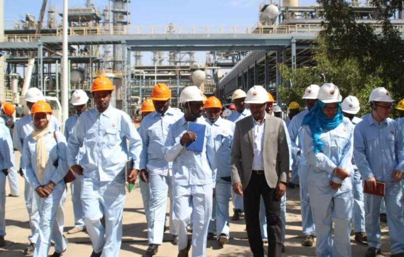 Hydrocarbures : la raffinerie de Djermaya manque de stock de gaz