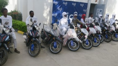 Promo MAXI KDO : Trente motos remises officiellement