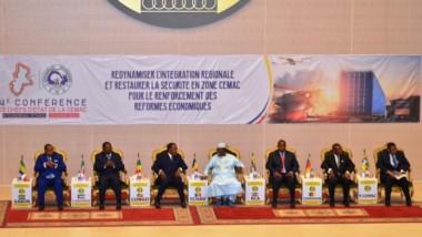Cémac : ouverture officielle de la 14ème session ordinaire de la conférence  des chefs d'Etat